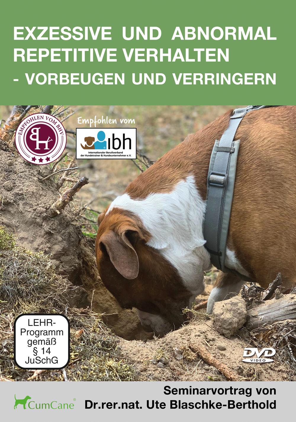 Exzessive und abnormal repetitive Verhalten mit Dr. Ute Blaschke-Berthold