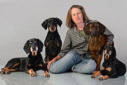 Jagdhunde als Familienhunde – Beschäftigung und Auslastung mit Anke Lehne